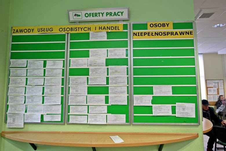 Powiatowy Urząd Pracy w Lipnie ma pieniądze na staże, prace interwencyjne i dotacje na start w biznesie