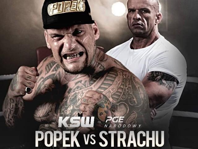 """Popek vs """"Strachu"""" Oświeciński stream PPV za darmo [KSW 41 ONLINE STREAM PPV LIVE] Gdzie oglądać darmowy stream?"""
