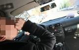 Pijany kierowca chciał przekupić policję