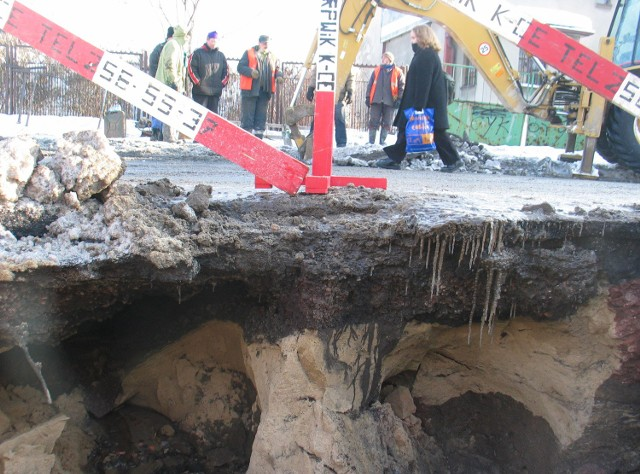Brak wody w Katowicach
