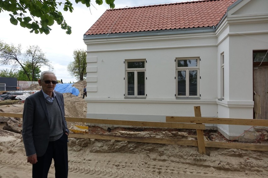 Ostrów Mazowiecka. Andrzej Pilecki odwiedził miasto, to syn rotmistrza Witolda Pileckiego