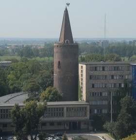 Koszt renowacji Wieży Piastowskiej oszacowany został na około 2,5 miliona złotych. (fot. archiwum)