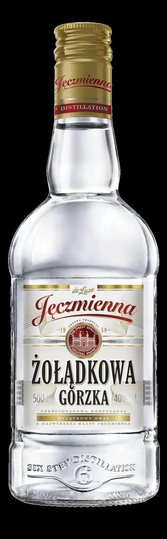 Jęczmienna Żołądkowa Gorzka produkowana jest w Lublinie przez Stock Polska