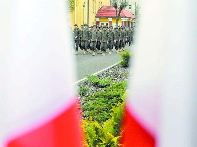 Dwudziestu pięciu żołnierzy z brygady logistycznej wyjedzie do Kosowa