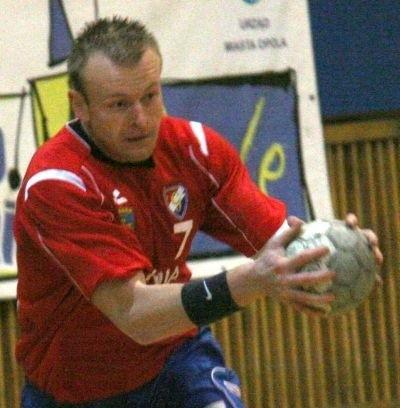 Łukasz Gradowski z Gwardii Opole
