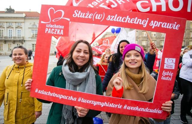 Inauguracja Szlachetnej Paczki odbyła się w sobotę w całej Polsce