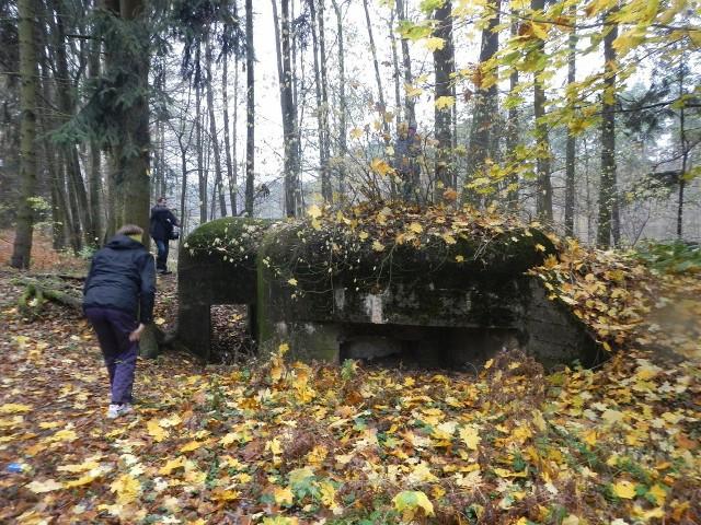 W ten weekend miłośnicy Pojezierza Brodnickiego poznają m.in. tajemnice polskich umocnień z września 1939 roku.