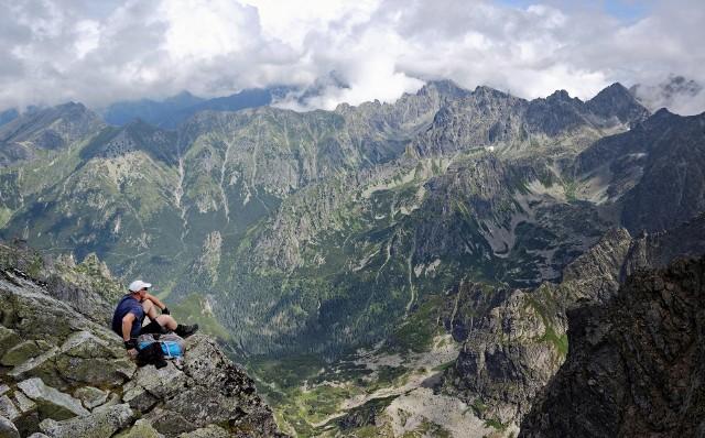 Według prognoz IMGW sobota jest dobrym dniem na wybranie się na górską wycieczkę. W górach zawsze musimy być jednak ostrożni, bo pogoda jest zmienna