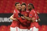 Liga Europy: Niesamowita szarża United! Siedem goli na Old Trafford. Porażka Arsenalu