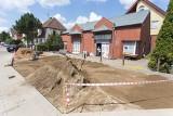 Co słupscy urzędnicy zawalili, mieszkańcy naprawiają wałem antypowodziowym