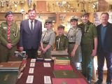 W izbie muzealnej w Koronowie tym razem 100 lat harcerstwa