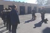Dzień przedsiębiorczości w komendzie policji w Chełmnie [zdjęcia]
