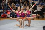 Libiąż. Wiosenny Turniej Akrobatyki Sportowej z okazji 50-lecia nadania praw miejskich Libiążowi [ZDJĘCIA]