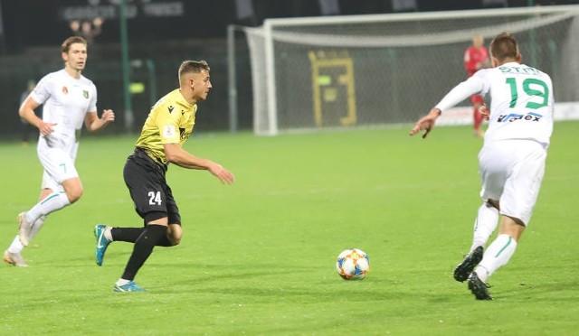 Jesienią GKS wygrał u siebie 2:1 - tym razem górą byli piłkarze z Podkarpacia