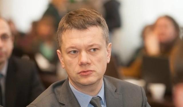 Bartłomiej Dyba - Bojarski odchodzi z PiS.