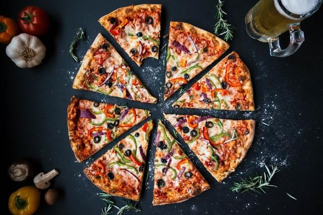 TOP 10 pizzerii w Krakowie!