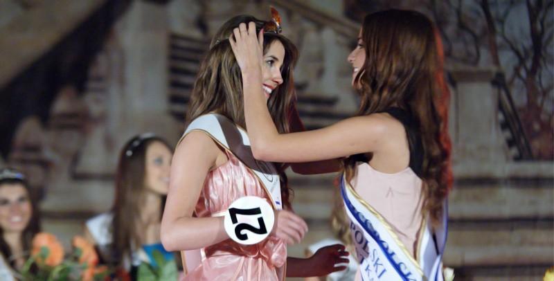 Natalia Kaźmierczak została Miss Polski Ziemi Pomorskiej 2013.
