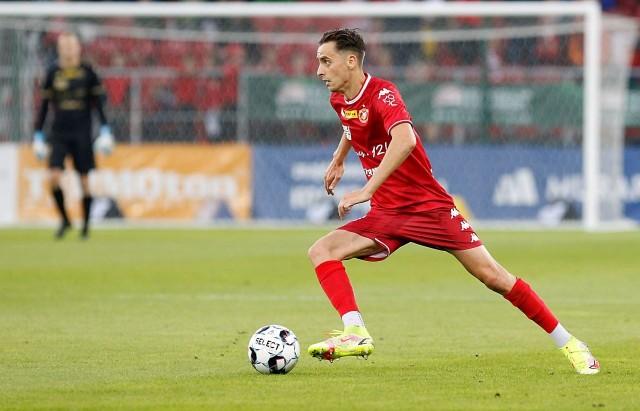 Juliusz Letniowski zdobył gola i rozegrał bardzo dobre spotkanie