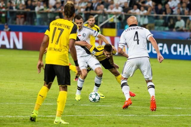 Borussia - Legia STREAM online. Gdzie oglądać na żywo? TRANSMISJA TV