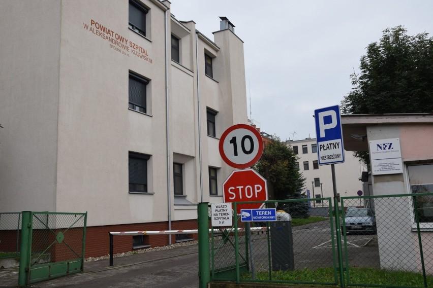 Koronawirus w Powiatowym Szpitalu w Aleksandrowie Kujawskim