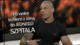 Magazyn Sportowy24. Damian Janikowski m.in. o złamanej ręce, spotkaniu z żoną na jednej sali zabiegowej w szpitalu