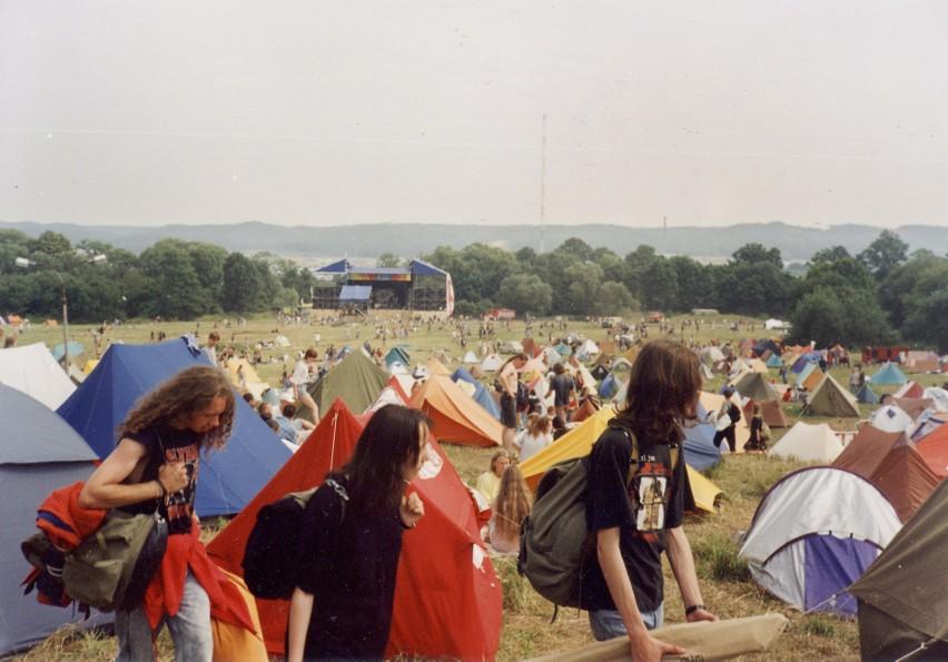 Pierwszy Przystanek Woodstock odbył się w Czymanowie w...