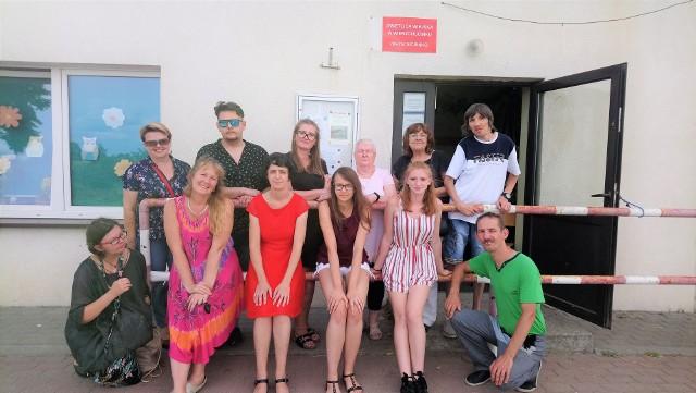 Rok temu artystów podejmował Wierzchucinek. Niektórzy z nich i w tym roku przyjadą na plener do gminy Sicienko