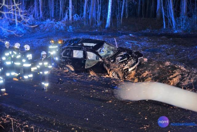Śmiertelny wypadek w Lipnie