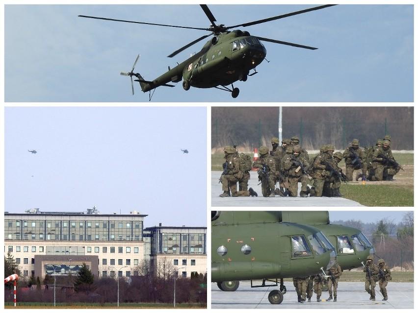 Od poniedziałku trwają w Białymstoku zorganizowane ćwiczenia...