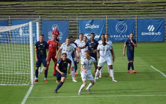 Opolanie z czystym sumieniem mogli po sobotnim meczu udać się na urlopy. Powrócą z nich już 7 sierpnia, bo nowy sezon zaczną już w połowie przyszłego miesiąca pucharowym starciem z Lechem Poznań.