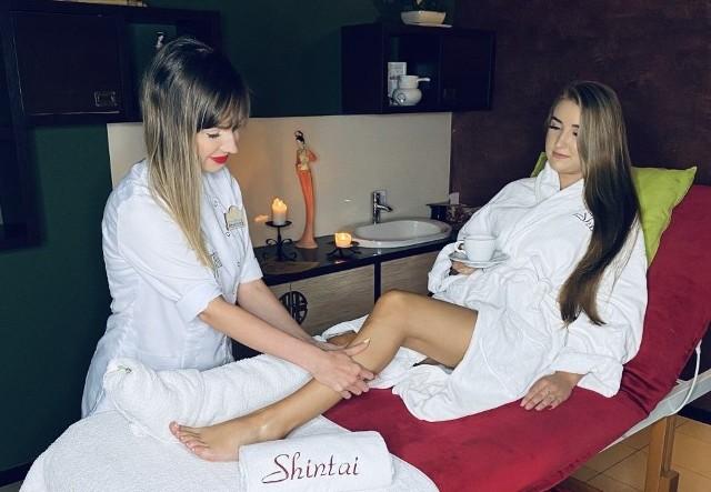 Radomski salon Shintai Day SPA poleca masaż tajski, który pomaga na wiele schorzeń.