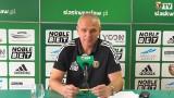 Vitezslav Lavicka przed meczem Śląska Wrocław z Rakowem Częstochowa: Pozycja rywala to wynik konsekwentnej pracy