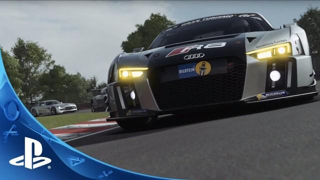 Gran Turismo Sport ukaże się 16 listopada tego roku.