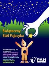 Podarujmy dzieciom ciepłe posiłki na Mikołajki - Świąteczny Stół Pajacyka 6 grudnia 2009 r.