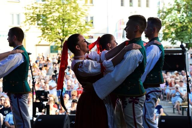 Rynek Kościuszki. XI Podlaska Oktawa Kultur ruszyła