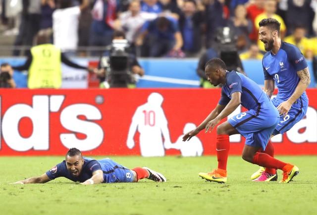 Dimitri Payet zapewnił Francuzom zwycięstwo