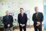 Łódź jako pierwsza wykształci techników mechatroników aut [ZDJĘCIA]