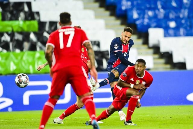 Neymar podjął decyzje o swojej przyszłości po wyeliminowaniu Bayernu Monachium
