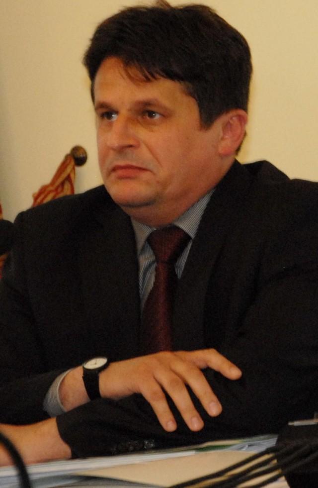 Bogdan Klim, prezes zarządu spółki PKS w Zielonej Górze