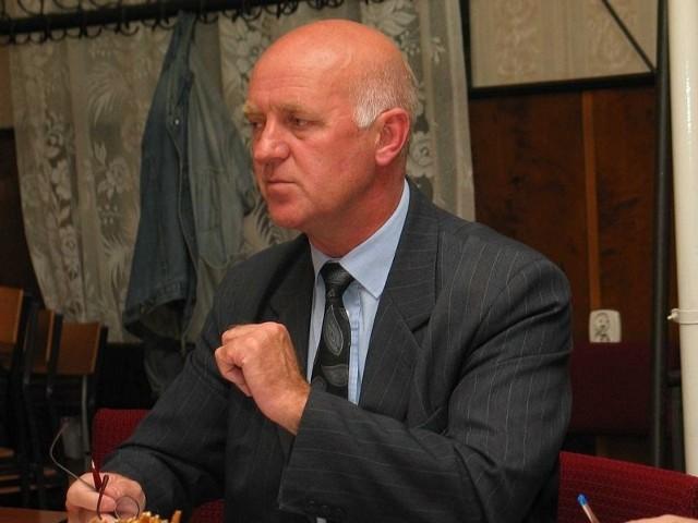 Prezydent Robert Malinowskl