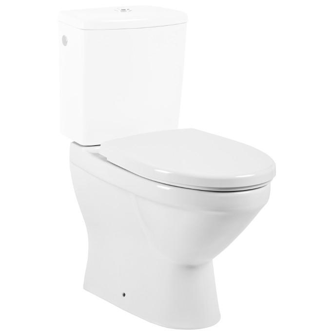 Kompaktowa miska WCJak samemu zamontować miskę kompaktową WC