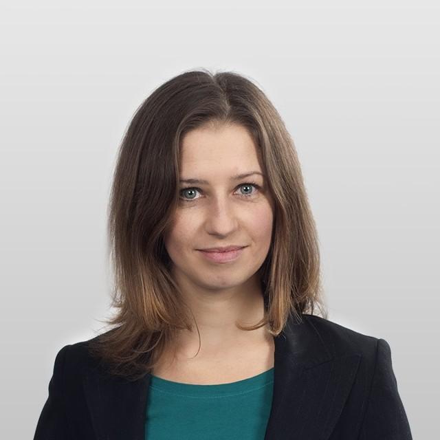 Magdalena Bojas, redaktor naczelna wydawnictwa Operon