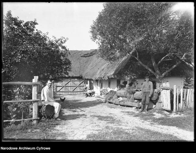 Zagroda nad Bugiem, 1919 rok