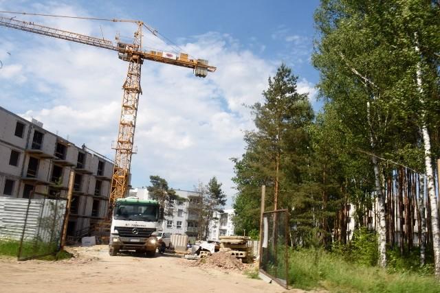 Budowa nowego Parku Mazurskiego. Kiedy mieszkańcy będą mogli cieszyć się zielenią?