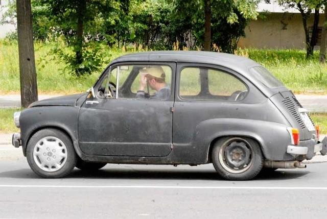 Auto oddawane na złom powinno byc kompletne