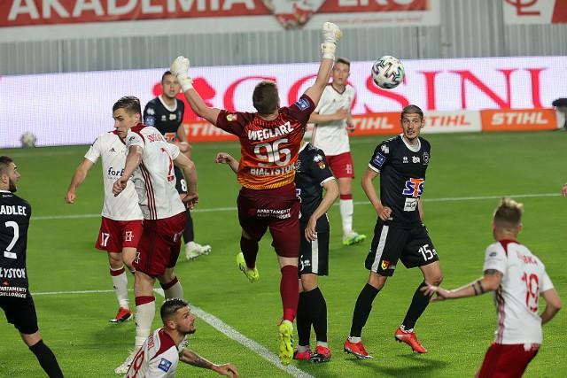 ŁKS Łódź gra we Wrocławiu ze Śląskiem