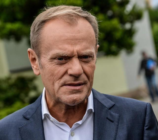 """Zdaniem Neumanna Tusk jest """"najwybitniejszym polskim politykiem, który osiągnął najwięcej""""."""