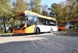 Komunikacja miejska w Krośnie ma nowe autobusy. 13 niskoemisyjnych pojazdów dostarczyły firmy Volvo i MMI [ZDJĘCIA]