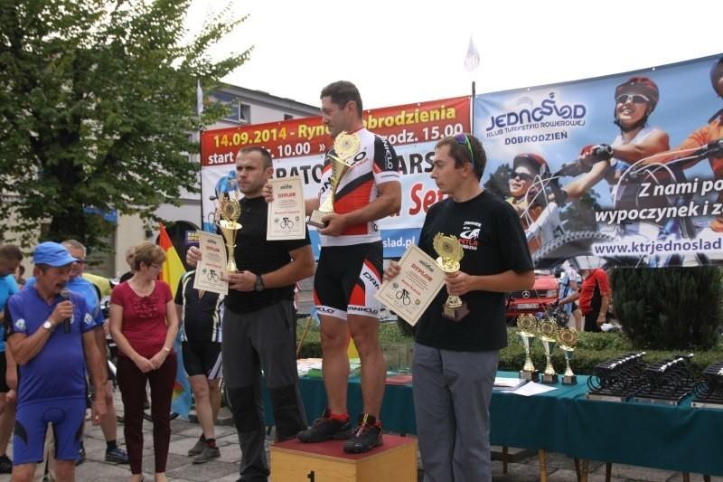 Dobrodzieńska Seta zaczęła być maratonem międzynarodowym,...