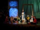 Spektakl muzyczny Królewna Śnieżka w OiFP. Mamy zaproszenia.